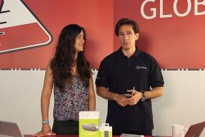 Fotograma Globb Labs LG G5