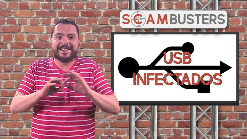 Scambusters USB2